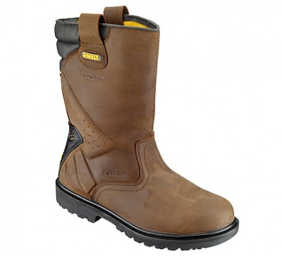 Dewalt rigger 2 safety boot with midsole
