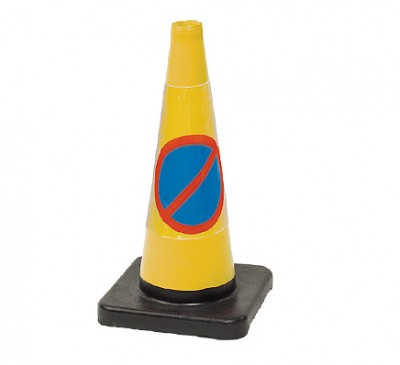 Conical no waiting cone (21″)