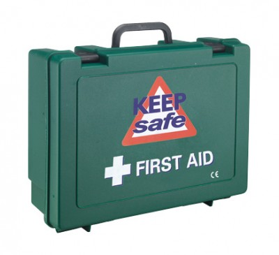 Keep safe standard HSE 10 first aid kit refill