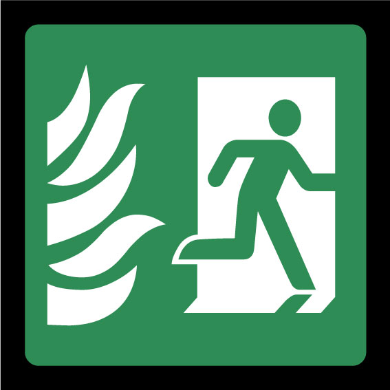 fire safety signs health and safety signs