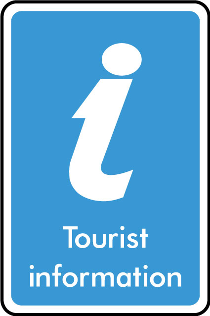 Tourist Information Sign Health And Safety Signs