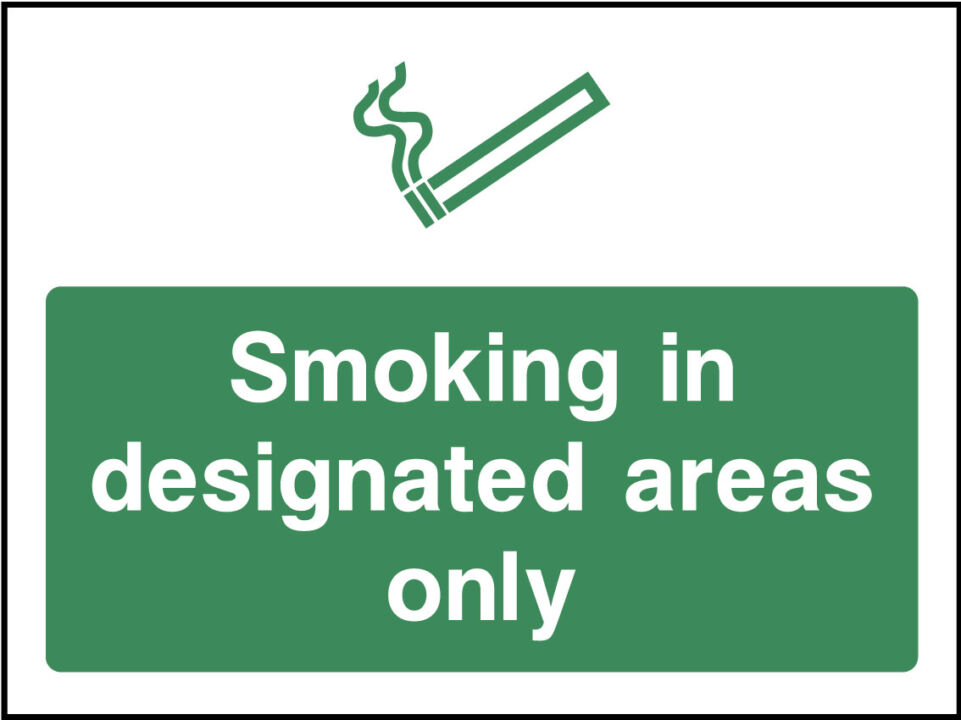 designated smoking areas essay Research paper on smoking - research topics.
