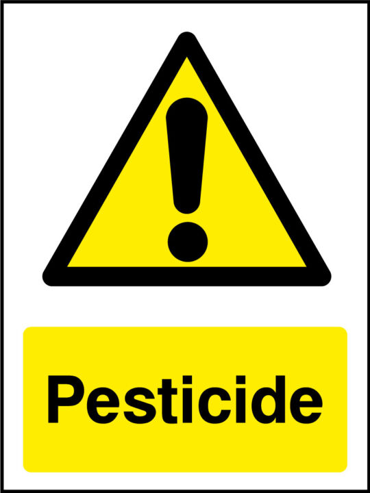 Nitric Acid Sign Health And Safety Signs