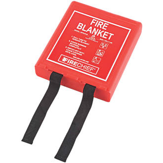 Quick Release Fire Blanket 1.2m x 1.2m
