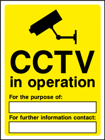 security-sign