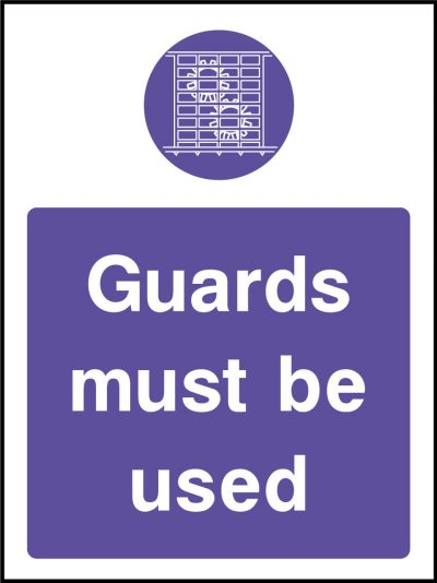 Guards sticker