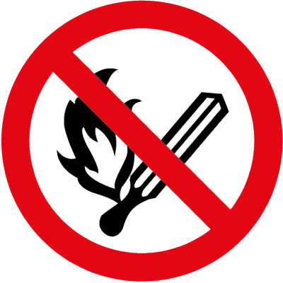 No matches symbol