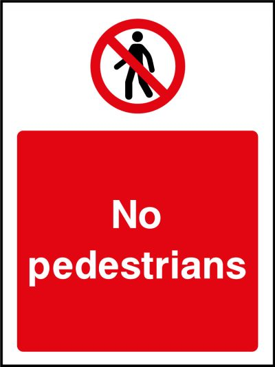 Do Pedestrians Sticker (Copy)