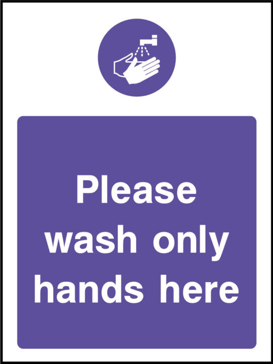 Wash hands stickers health and safety signs - Stickers protection cuisine ...